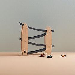 Circuit de voiture en bois Aiden
