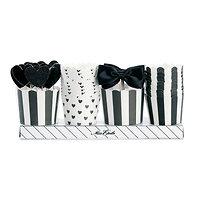 Bucky - Set à cupcakes // Noir