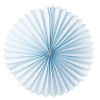 Pépite - Lampion papier médium // Bleu ciel