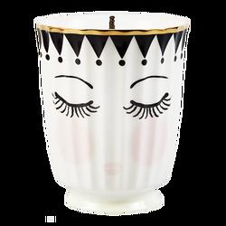 """Miss - Mug avec anse en céramique // Visage """"yeux fermés"""""""