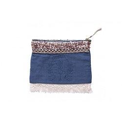 | ANISHA | - Pochette en tissu