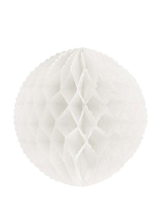 Boule alvéolée en papier Pétunia