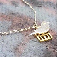 | LITTLE BIRD | - Bracelet fantaisie // Argent