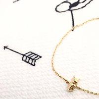 Lajja - Bracelet fantaisie // Doré