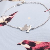 | COLOMBE | - Bracelet fantaisie  // Argent