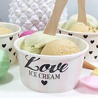 "Ida - Petits pots à glaces // ""Love ice cream"""