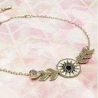 | ANA | - Bracelet épis et rosace // Rose