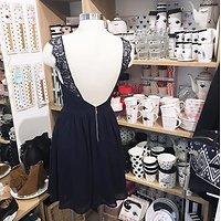 | LYNDA | - Robe chic jolie dentelle // Plusieurs coloris