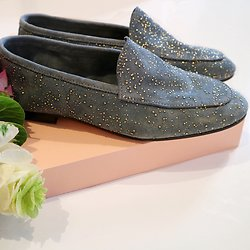 | CLARENCE | - Mocassins strass