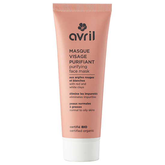 Masque visage purifiant