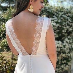 | MILA | - Magnifique robe dentelle