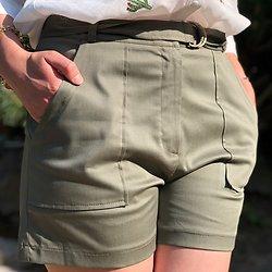 | SAMEDI | - Short grandes poches