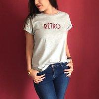 | RETRO | - T-shirt imprimé // Plusieurs coloris