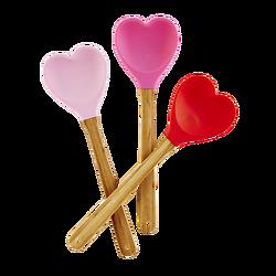 | MARIELLE | - Spatule silicone coeur