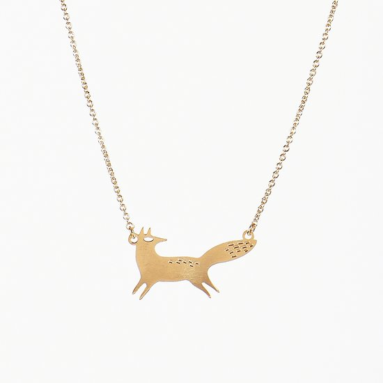 | WOLF | - Collier loup