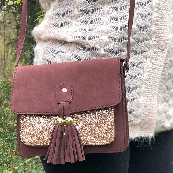   ALMA   - Mini sac à main cuir