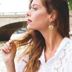 | MADELEINE | -  Boucles d'oreilles