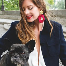 | PALOMA | - Boucles d'oreilles