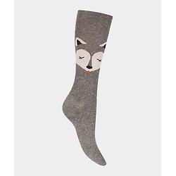 | LOUIS | - Chaussettes hautes renard