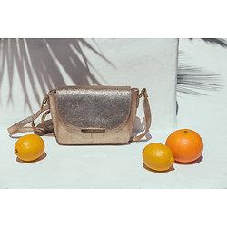 | MINI NINON | - Mini sac à main cuir