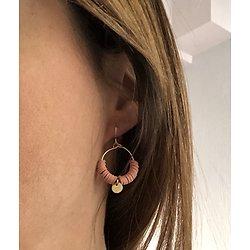 | DIVINE | - Boucles d'oreilles fimo