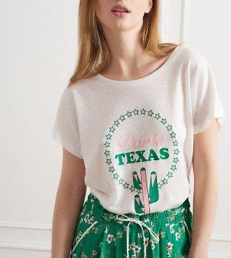 | TITOUAN | - T-shirt Paris / Texas