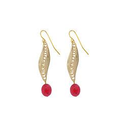 | DESTINEE | - Boucles d'oreilles perle