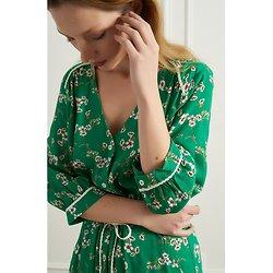 | ROSEMONDE | - Robe longue fleurie