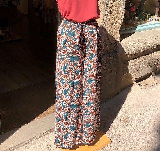 Pantalon Anastasie