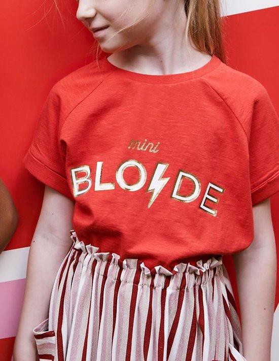 T-shirt Mini Blonde
