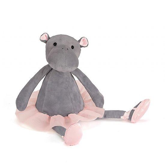 Peluche hippopotame Darcey