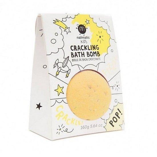 Boule de bain crépitante