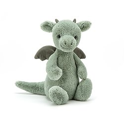 Peluche dragon Elliott