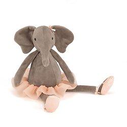 Peluche éléphant Lilou