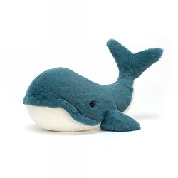 Peluche baleine Wally