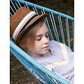 Chapeau de paille Brigitte