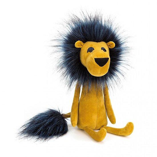 Peluche lion Lancelot