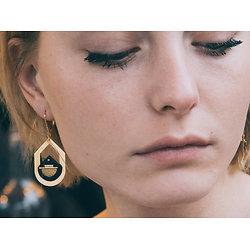 Boucles d'oreilles Maz