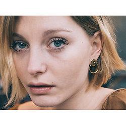 Boucles d'oreilles Mini Pépi ring