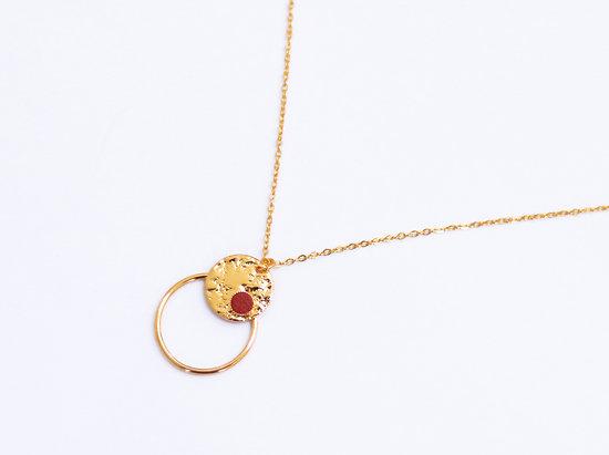 Collier Mini Pépi ring