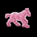 Figurine cheval Andréas