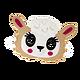 Masque mouton Timmy