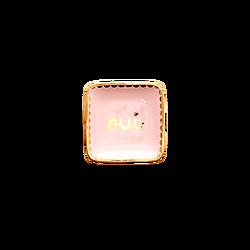 Assiette à bijoux Sissi