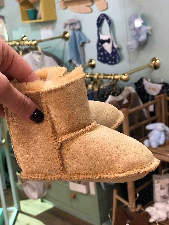 Boots fourrées Ben