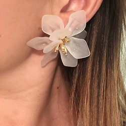Boucles d'oreilles Margotte