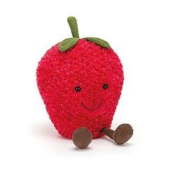 Peluche fraise Léna