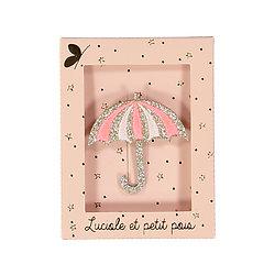 Broche parapluie