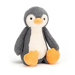 Peluche pingouin Siffli