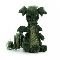 Peluche dragon Draco