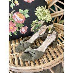 Sandales à talons Mélissa